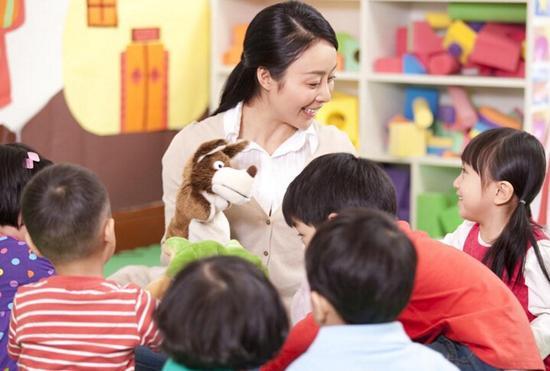 台州1幼小师怕先生不顺溜应新教养员 己触动为先生流动产