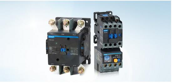 """在电动机控制领域,也有几位""""关键先生"""",   他们今年才正式登场,   尽管""""出道""""晚,   由于自身低调、稳定与可靠的品性,   已赢得了各方专家的一致嘉许。   他们就是正泰昆仑电动机控制与保护领域的""""三俊""""   ——NXC 交流接触器、NXR 过载继电器和NXJ 中间电磁继电器。"""