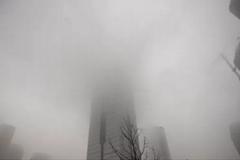 浙江雾霾来袭