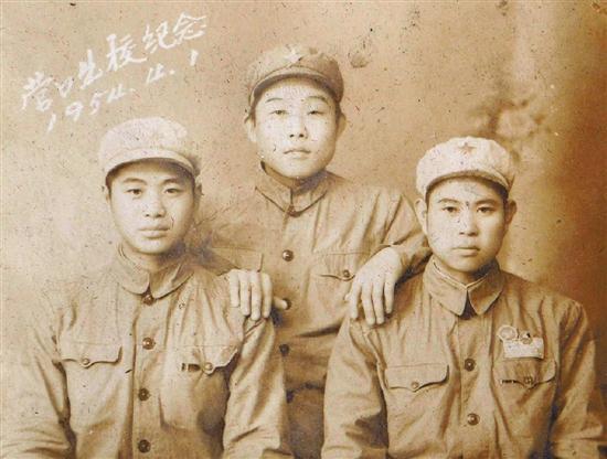 杭州老兵想找抗美援朝同班战友 央视伸出援手