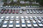 杭州萧山机场南区平价停车场启用 每小时10元每天30元(图)