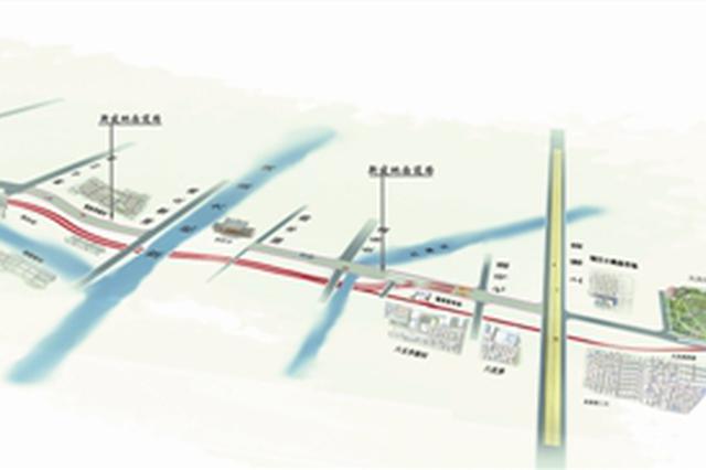 杭州首条下穿古运河隧道全面施工 有望2019年底完工