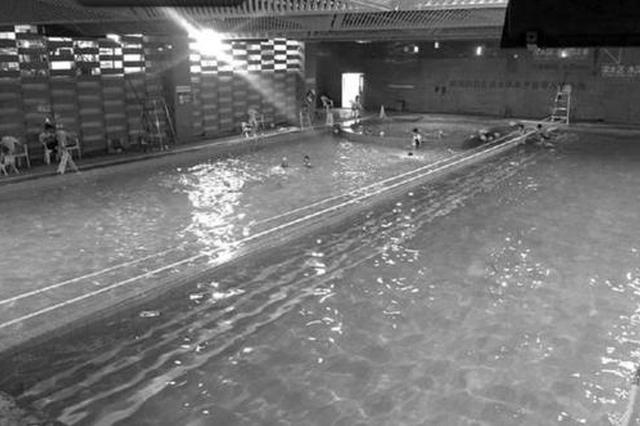 杭州1室内游泳馆9岁男孩学游泳时溺水 抢救无效离世