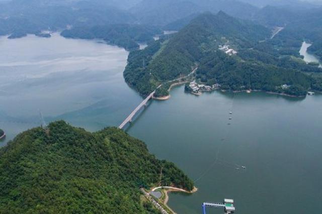 杭州主城区居民即将能喝到千岛湖水 最快2019年6月