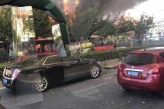 突发:杭州1店铺爆炸