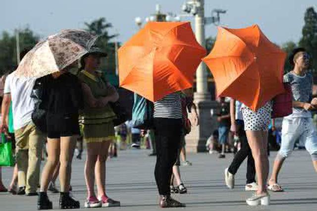宁波市区最高气温又上36℃ 最近天气就像变戏法