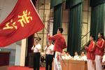 全运会浙江代表团昨成立 孙杨承诺游到杭州亚运会