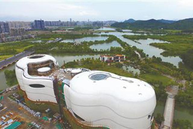 杭州白马湖中国动漫博物馆明年开放