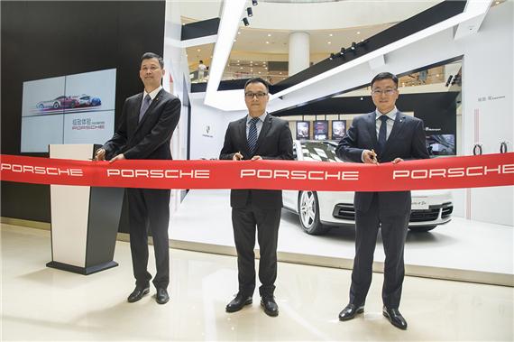 2017保时捷极致体验杭州站正式启动