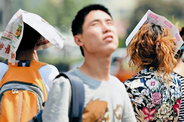 杭城今年高温天数已达32天 下周两头多雷阵雨中间晴