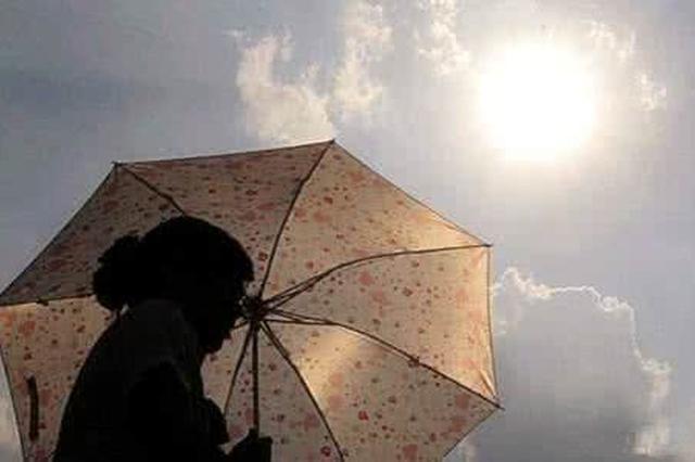 宁波高温还将持续两天 15日开始要暂别高温天