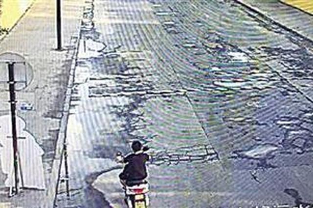 杭州1女子被男子拖进路边绿化带侵犯 男子年初刚离婚
