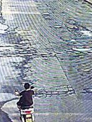 杭州女子被拖路边绿化带侵犯