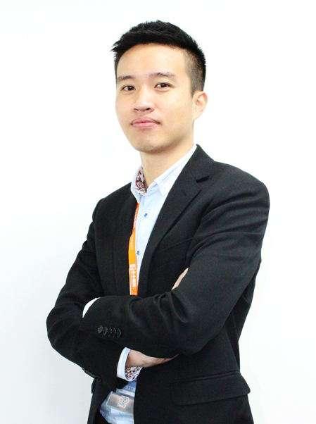 小小理财联合创始人、CEO陈高余