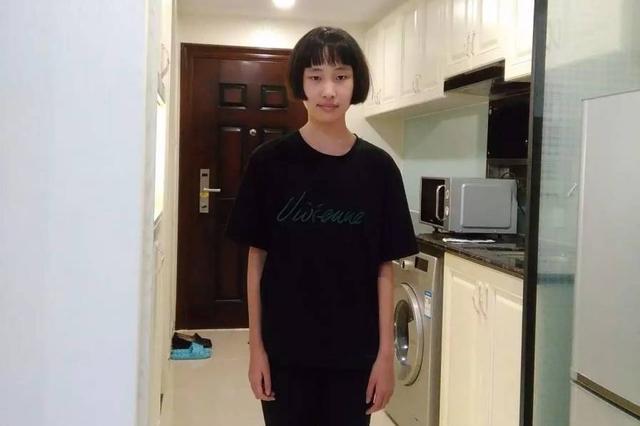 12岁少女考上浙大 7岁读中学9岁读高中