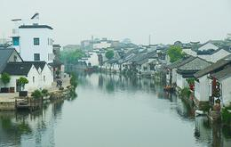 组图:震泽古镇水乡好风情