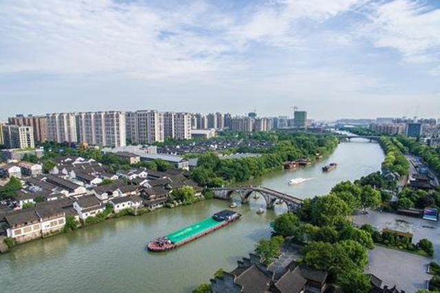 全国网媒畅游京杭大运河 感知千年古韵