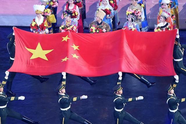 国旗设计者曾联松系温州人 今年是他诞辰一百周年
