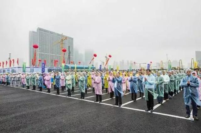 2022年杭州亚运会场馆建设拉开序幕:新建场馆5个