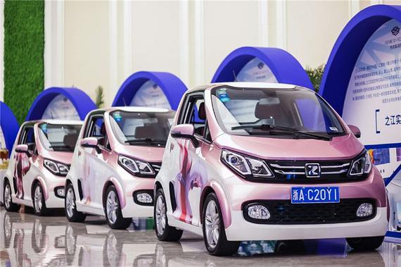 彩虹联盟打造杭州共享汽车联合运营模式