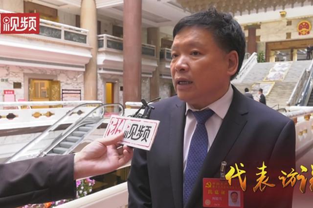 代表访谈|何德兴:把农村党建工作抓紧抓实