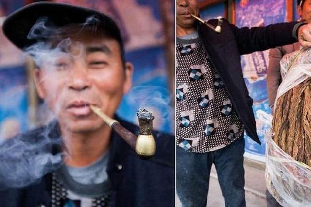 绍兴民工带十斤烟叶来打工 一年省下上千元