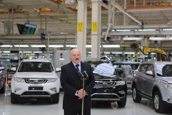 白俄罗斯国家总统卢卡申科