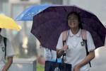 瓢泼大雨打前站 浙江十年最晚来梅雨季