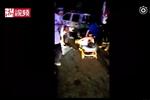 多车相撞 杭州绕城高速又出事故
