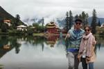 浙江聋人夫妻44天自驾游西藏 总行程达1.2万多公里