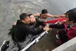 晨练途中听到救命声 金华男子勇救两名落水女子