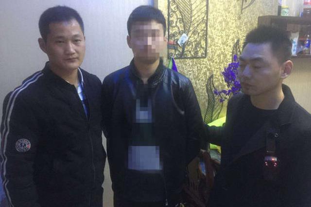 杭州祖孙三代校园内盗窃三辆自行车 兜风逛园被抓(图)