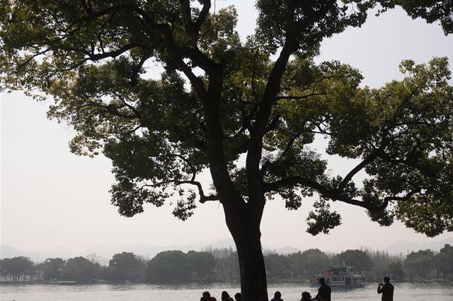 杭州孤山多了一个景点 和清代疏浚西湖的阮公有关
