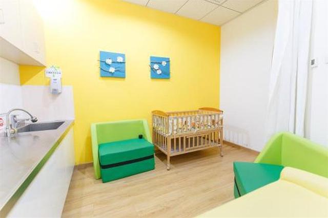 衢州在全市推广校内育婴室 暖化哺乳期女教师