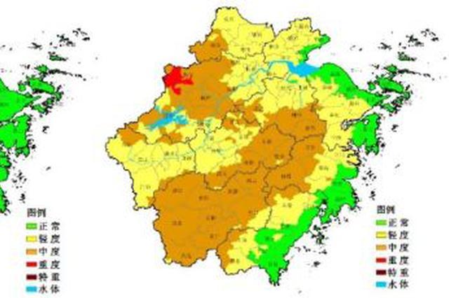 今明两天浙江持续低温 大部地区最低气温仅为1到3℃