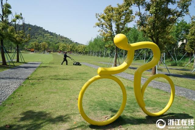 台州首个海绵公园全新亮相