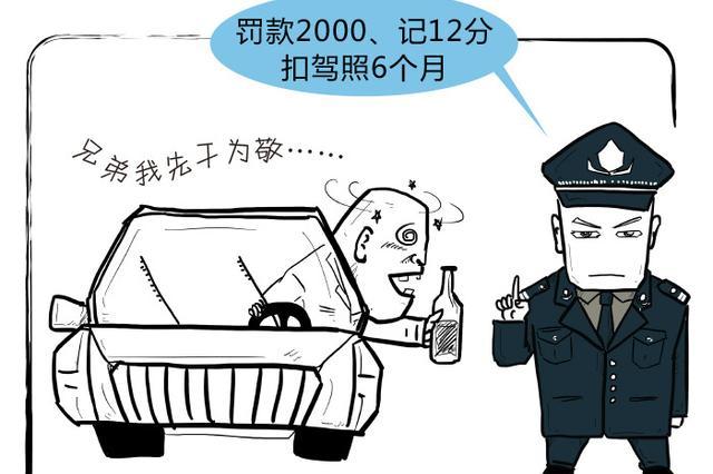 杭州1男子明知朋友喝酒还把车给他开 结果成醉驾共犯
