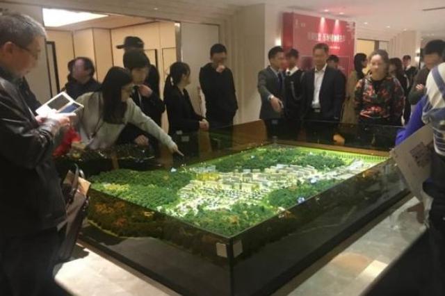 杭州首个摇号盘登记结束 无房户买到房概率超5成