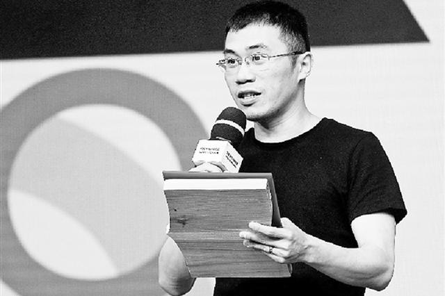 《无证之罪》作者是宁波人:小说是凭空想出来的