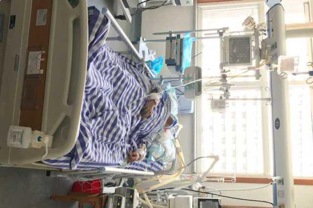 杭州20多岁小伙沉迷手游 突发脑出血险丢命