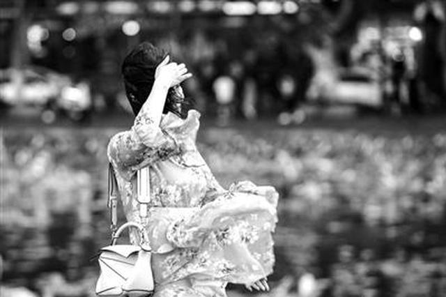 杭州周末将会迎来降雨降温 出门记得带伞