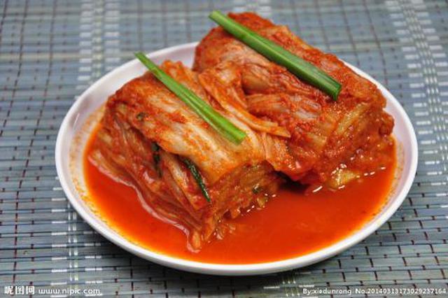 饭量大喜欢吃泡菜 在浙江的韩国大叔差点失明
