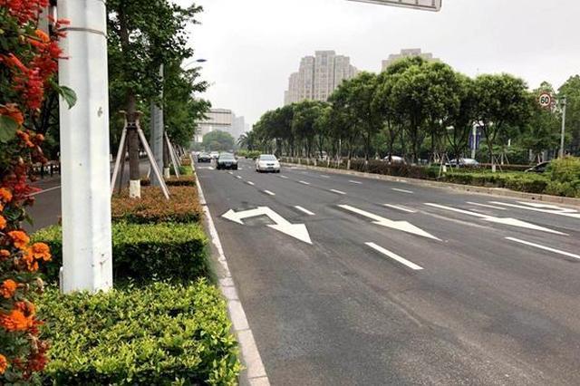 宁波150米长的马路用3天造好 避开工作日早晚高峰