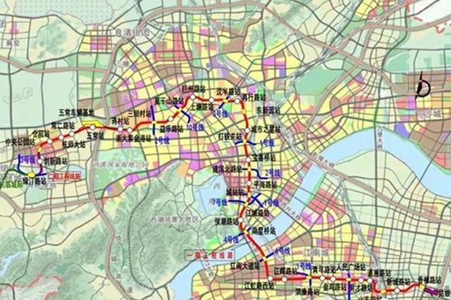 杭州地铁5号线最新消息出炉 涉及余杭7个站点