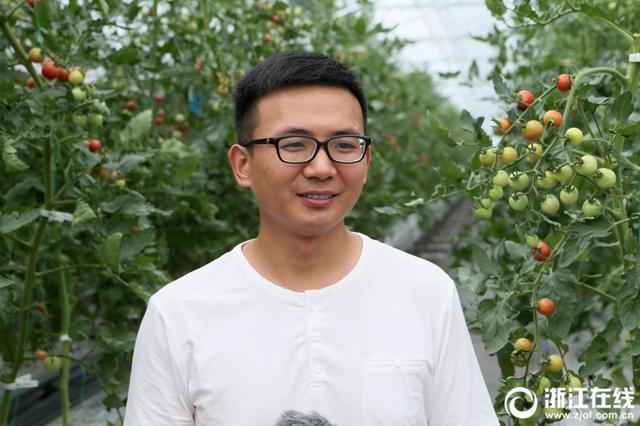 台州85后小伙回乡办农庄 带动200多人增收