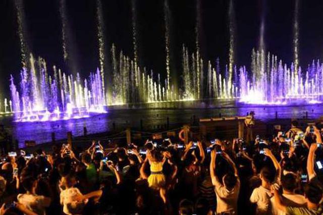 端午杭州灯光秀时间表出炉 有景观亮灯与表演亮灯