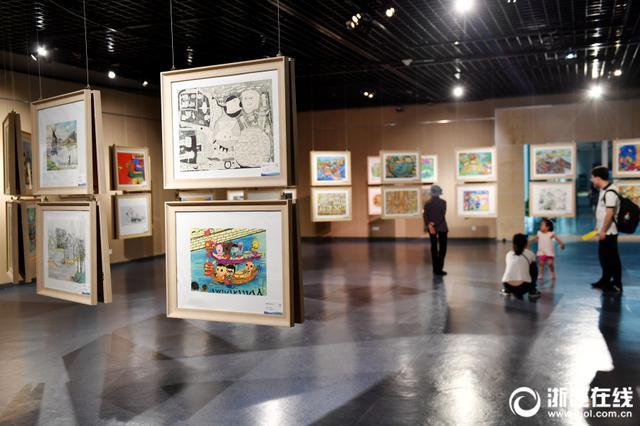 杭州我和水的故事湿地主题绘画大赛 15600幅作品参赛