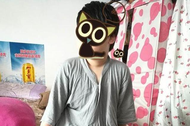台州9岁男孩被碾压截肢命悬一线 1年后靠假肢站起来