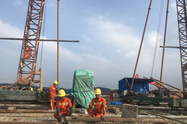 杭绍台高速全线开工 交通大动脉将贯穿浙江南北