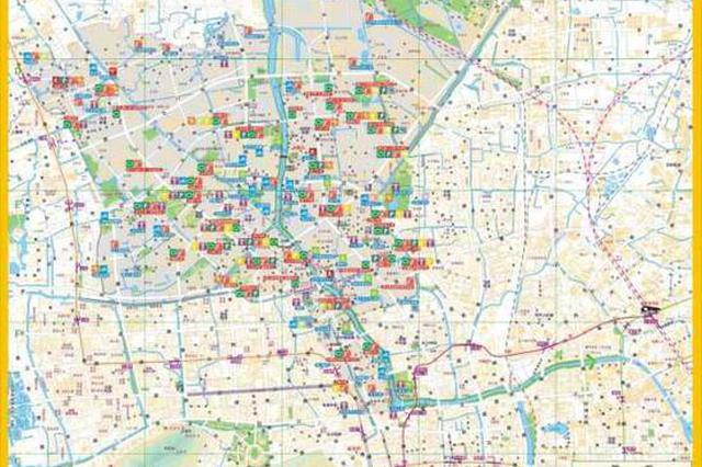 杭州首张健康运动地图出炉 拱墅区运动场被网罗遍